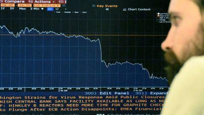 Stocks fall amid COVID-19 recovery pessimism