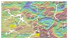 Cabral Identifies a New High-Grade Target at Cuiú Cuiú; 23 Surface Samples Range from 11.6 to 200.3 G/t Gold