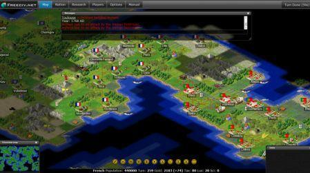 FreeCiv now playable in browsers, including on iOS devices