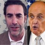 Sacha Baron Cohen Reveals How The Infamous Rudy Giuliani Stunt Almost Went Wrong