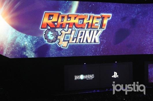 Ratchet And Clank redux coming to PS4