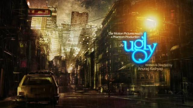 Ugly: Theatrical trailer