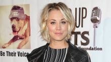 Kaley Cuoco Posts Touching Tribute After Her First Dog Petey Dies