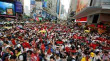 Eine Million Menschen protestieren – Ausschreitungen in Hongkong