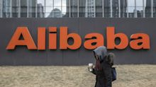 Alibaba Raises $11 Billion in Biggest Hong Kong Listing Since 2010