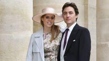 Princess Beatrice Secretly Married Edoardo Mapelli Mozzi This Morning