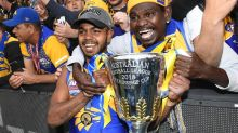 Water-hole running a key for Eagles' Rioli