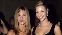 Lisa Kudrow very, very nearly didn't play Phoebe in Friends