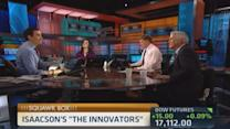 Disruptors don't play by the rules: Isaacson
