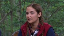 'I'm A Celeb' star Jacqueline Jossa says she went into the jungle to 'create a better life' for her family