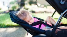 Is It Safe For Babies To Sleep Outside During The Heatwave?