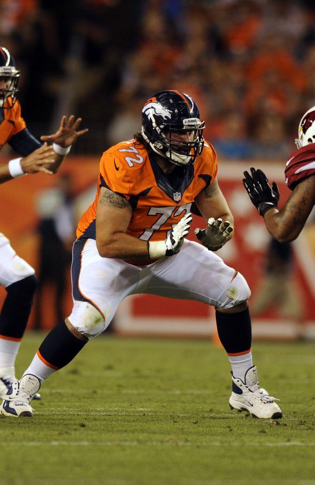 John Moffitt walks away from NFL, $1 million