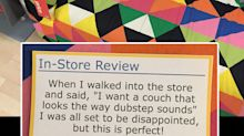 IKEA Gets Pranked With Bogus In-Store Customer Reviews
