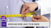Are americans more likely to be obese?