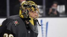 Day 3 of NHL training camps sees Kaprizov talk, Fleury absent again