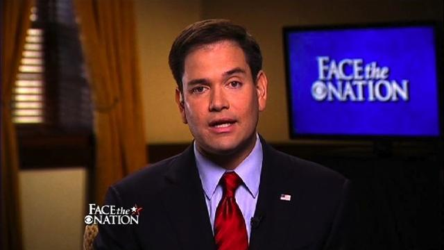 Rubio skeptical about gun laws because criminals don't follow them