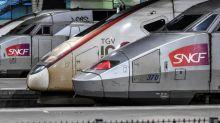 """Coronavirus: avec """"42 TGV au lieu de 700 habituellement"""", le trafic SNCF atteint """"un plancher"""""""