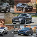 2019 BMW X7 vs luxury SUV rivals: Comparing specs and photos