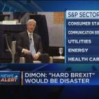 JP Morgan's Dimon says health care a major economic issue