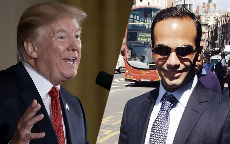 Trump attacks 'liar' ex-campaign aide Papadopoulos