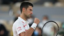No New York hangover for Novak Djokovic as he eases into French Open round two