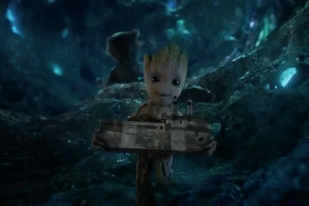 Baby Groot Guardians Of The Galaxy Vol 2 Hd Movies 4k: 'Guardians Of The Galaxy Vol. 2': Is Baby Groot The Same