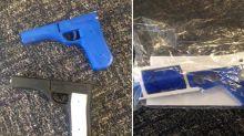 Police seize 3D 'working' handguns and printer