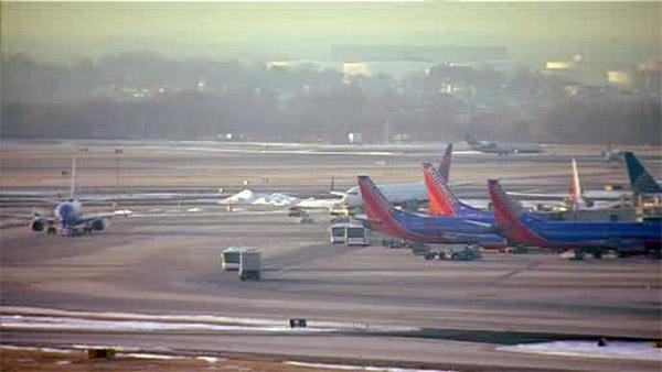 Smoke reported inside plane at Philadelphia International Airport