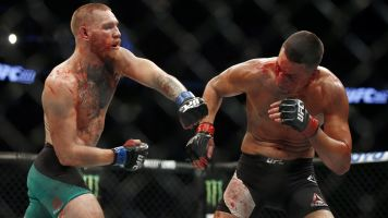 Conor applauds Diaz, teases idea of trilogy