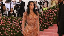 Kim Kardashian on her famous Met Gala corset dress: 'I have never felt pain like that in my life'