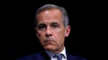 Bank of England's Carney appears out of race for IMF top job