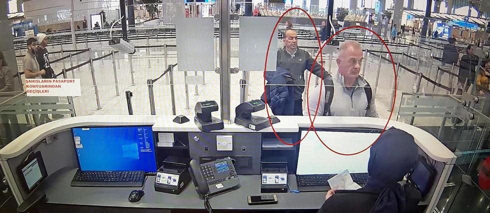 Deux complices de Ghosn renoncent à faire appel
