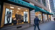 Tailored Brands Dives After Jos. A Bank's Results Disappoint