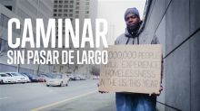 Samritan: una app para dejar de vivir en la calle