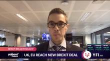 UK, EU reach new Brexit deal