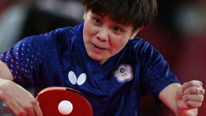 不敵日本 桌球女團止步8強