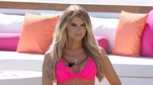 Love Island's Hayley is staring at the exit door with much still to learn about Eyal, including his name