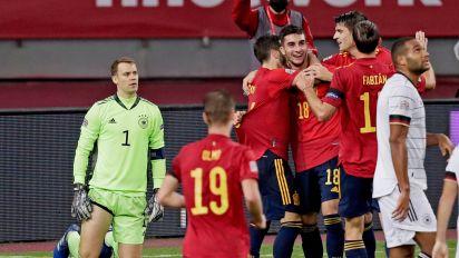 Historische Niederlage der DFB-Elf gegen Spanien: So reagiert das Netz