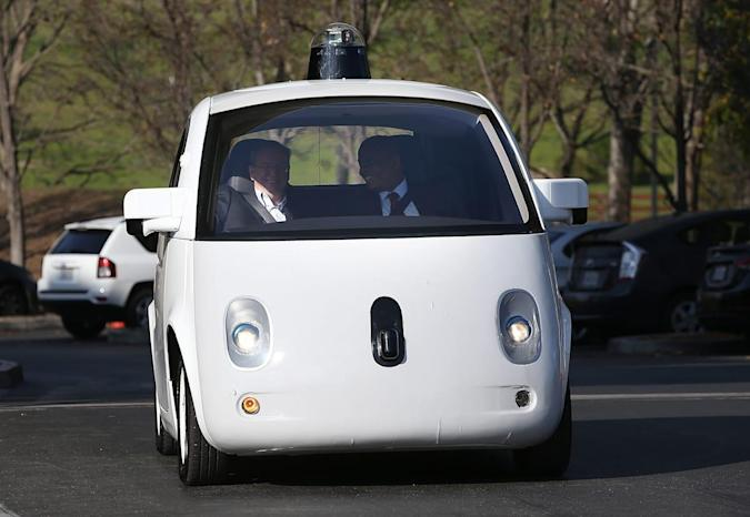 The DMV is publishing self-driving car accident reports