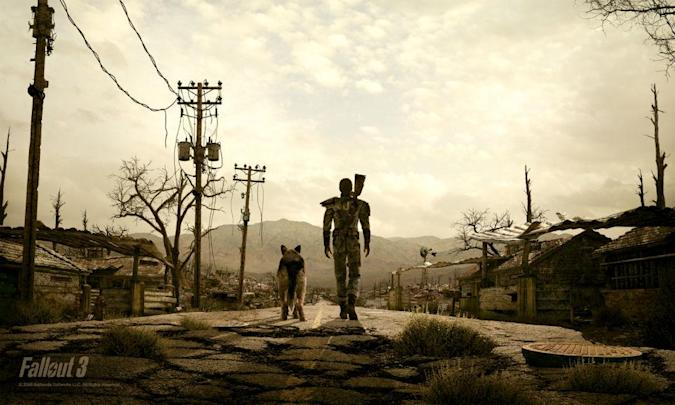 JXE Streams: Come revisit 'Fallout 3' after the 'Fallout 4' bomb