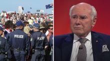 John Howard under fire over 'bloody arrogant' remarks
