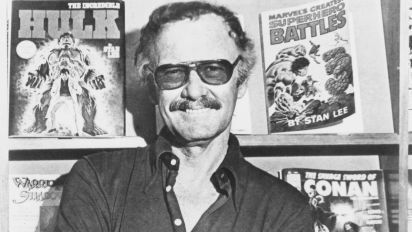 Stan Lee on the superhero he identified with most