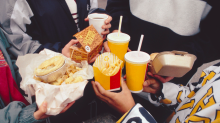 Fast food shops 'should be banned within 400m of every school in the UK' to tackle childhood obesity