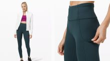 Runners say these Lululemon leggings will keep you warm on cold winter runs 'without overheating'