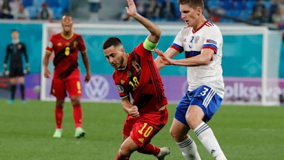 Eden Hazard confident he can still find his best form at Real Madrid