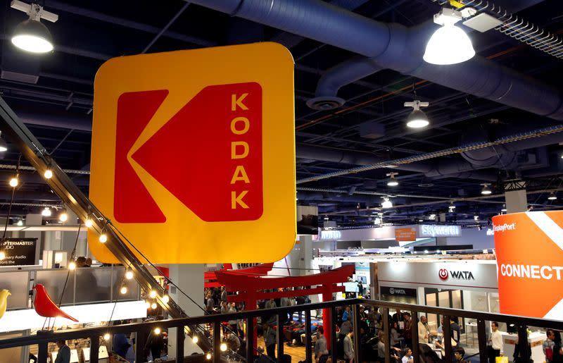 U.S. House Democrats urge SEC to dig into Kodak transactions