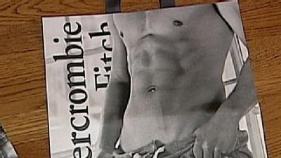 Another Abercrombie Ad Too Steamy For Some