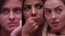BBB19: Hana, Hariany e Paula são as mais votadas da casa para saírem