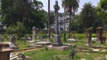 Century-old gravestones of Scottish women buried in India tell story of overlooked aspect of colonisation