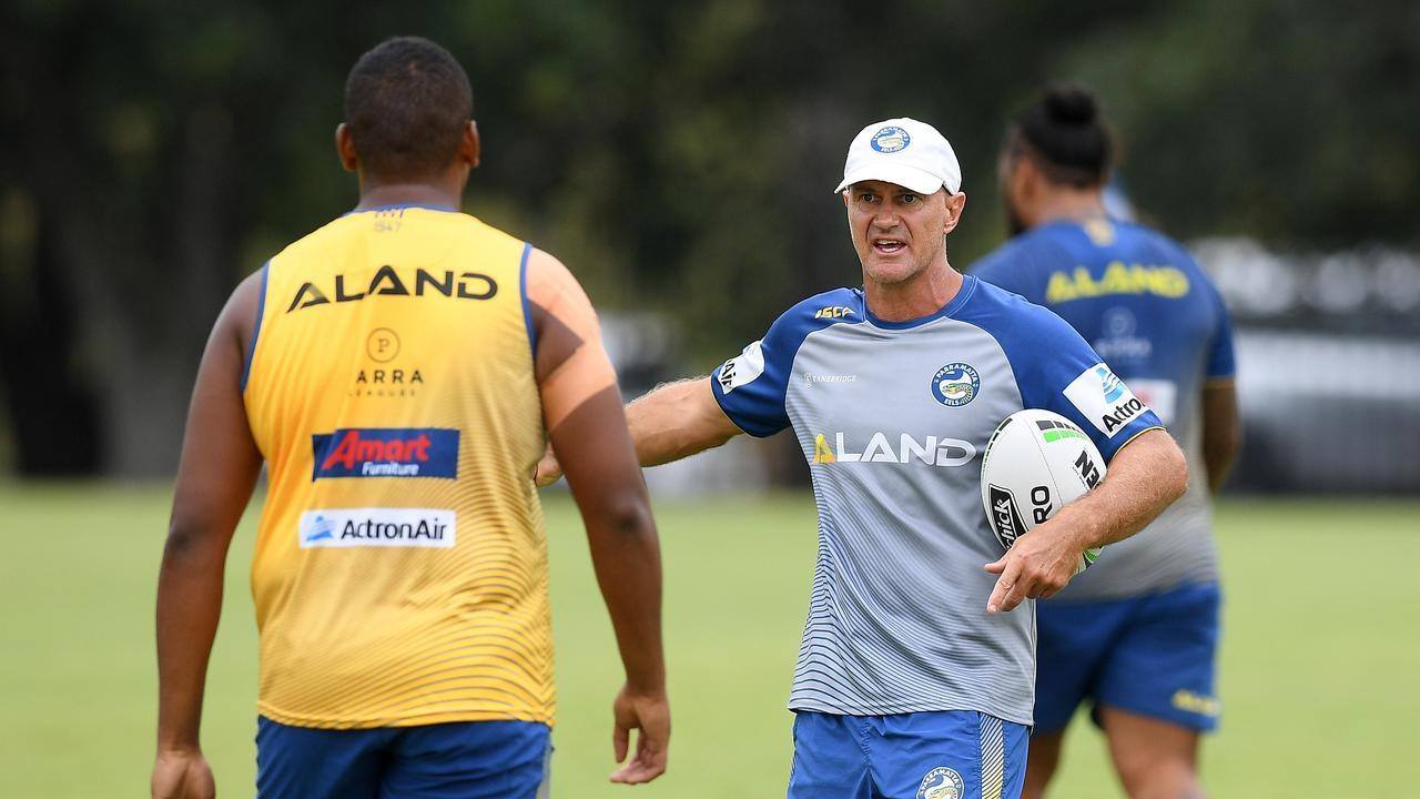 Andy Mannah arthur in race against time for eels deal